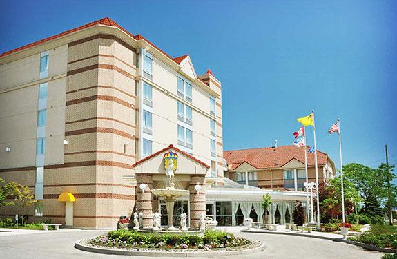Monte Carlo Inn - Airport Suites Mississauga