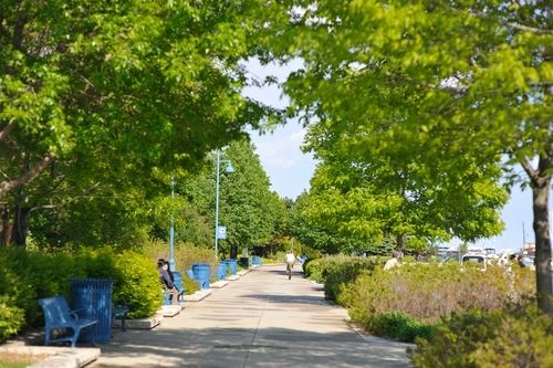 Waterfront Parks & the Mississauga Waterfront Trail