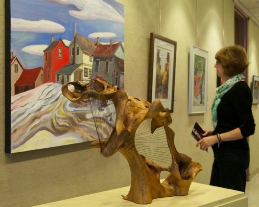 Etobicoke Civic Centre Art Gallery