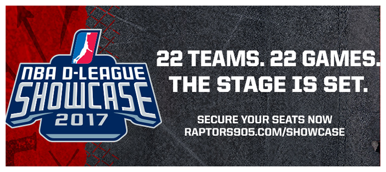 NBA D-League Showcase  January 18 - 22